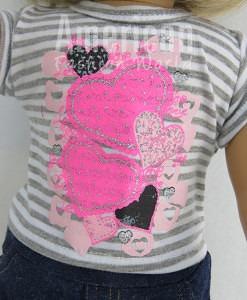18_Doll_Clothing_Tops_Grey_and_White_T-shirt_harts_pink_2