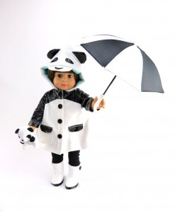 panda outfit