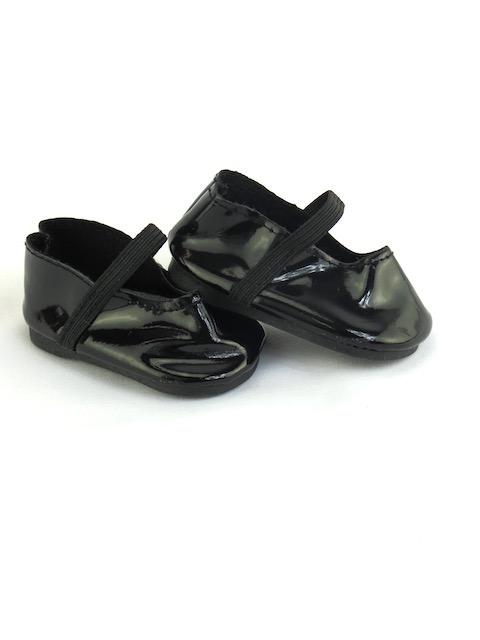 shiny black shoes 3006 american fashion world