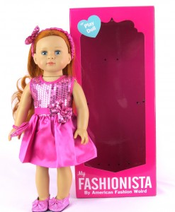 My Fashionista Dolls and More