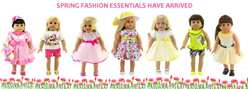 1787fe662ce 18 Inch Wholesale Doll Clothes