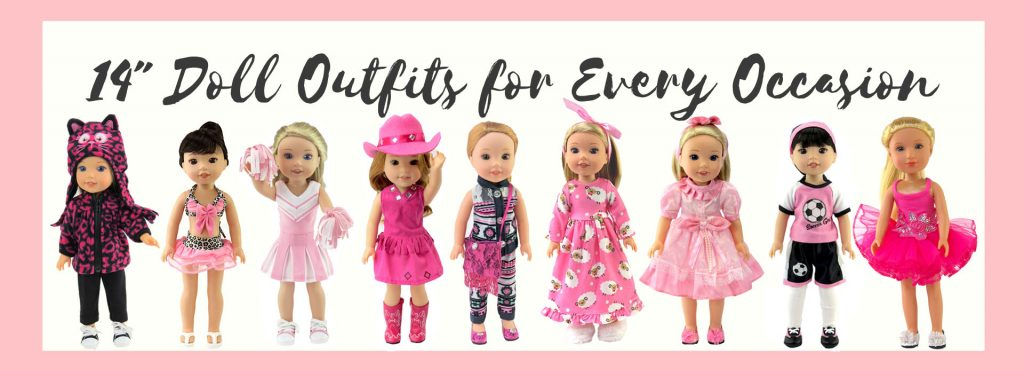 e3c0170f7428 18 Inch Wholesale Doll Clothes | American Fashion World